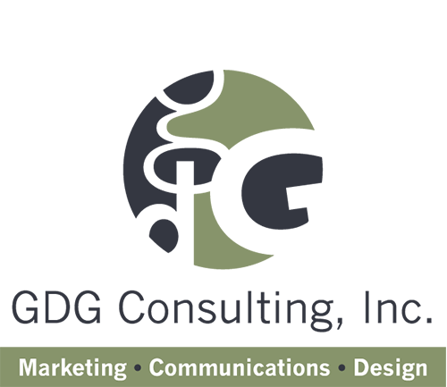 GDG Consulting, Inc., Marketing • Communications • Design